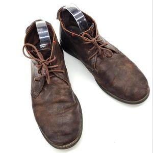 Camper Alicante Leathe Chukka Boots